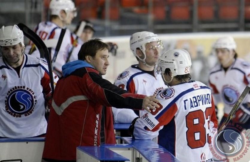 Иван Беневельский, фото ХК Компаньон-Нафтогаз