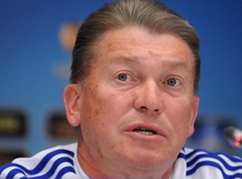 Олег Блохин, фото Ильи Хохлова, Football.ua