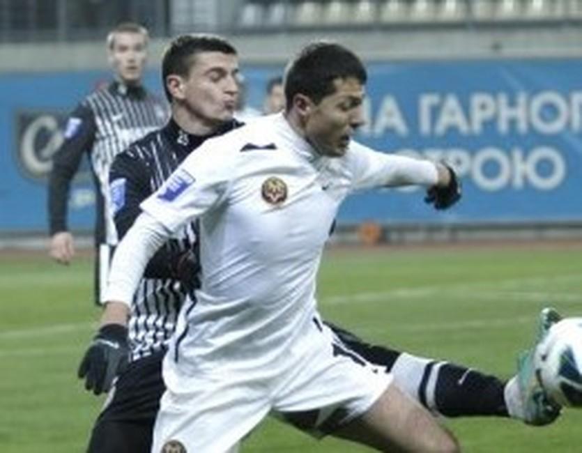 Сергей Рудыка, фото ФК Металлург З