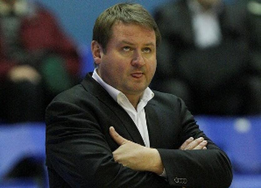 Евгений Мурзин, фото БК Будивельник