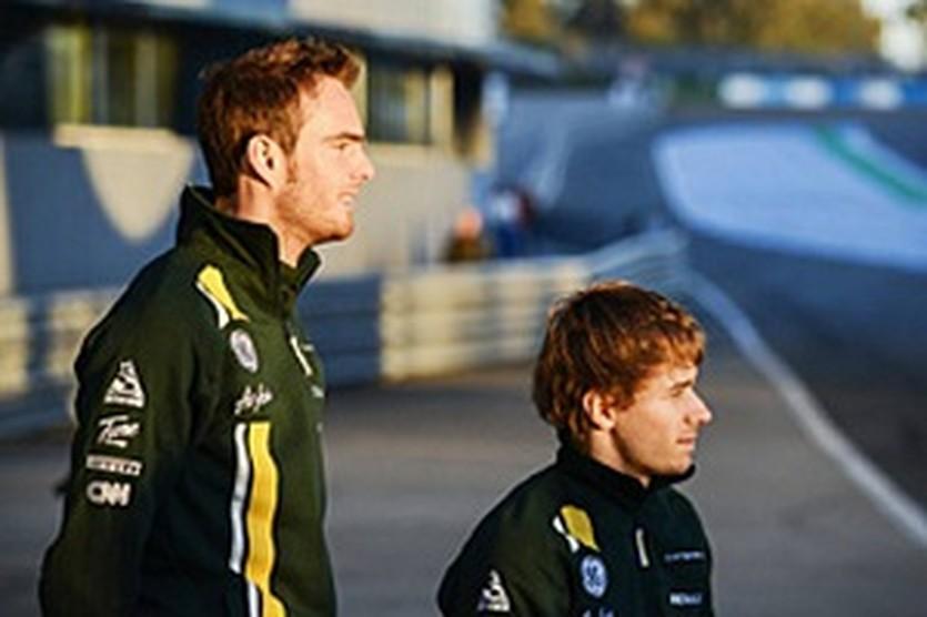 Ван дер Гарде и Пик, autosport.com