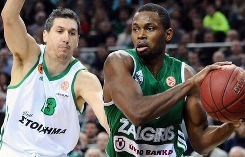 Лафайетт не привел Жальгирис к победе, euroleague.net