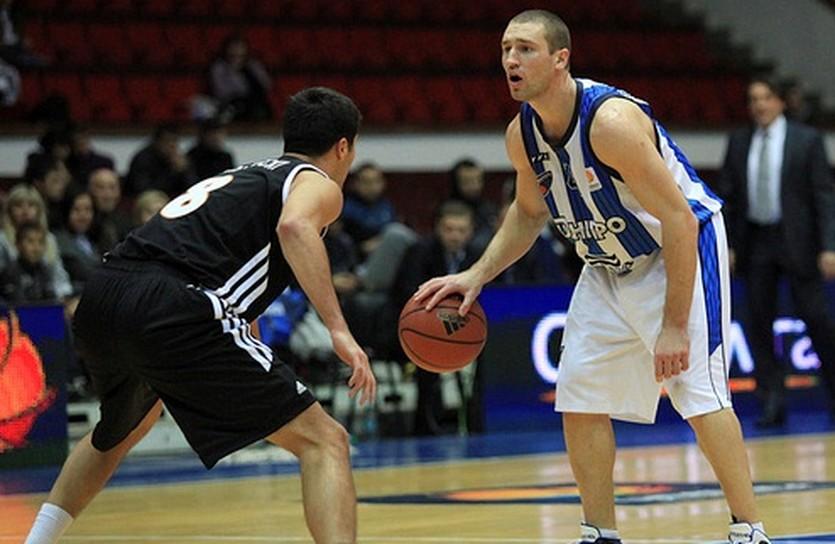 Николай Вильховецкий, фото БК Днепр