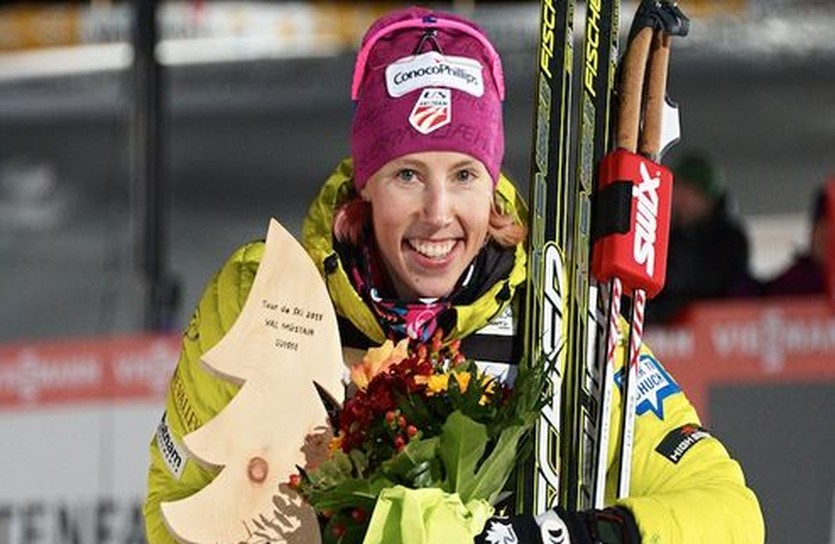 Киккен Рендалл, fiscrosscountry.com