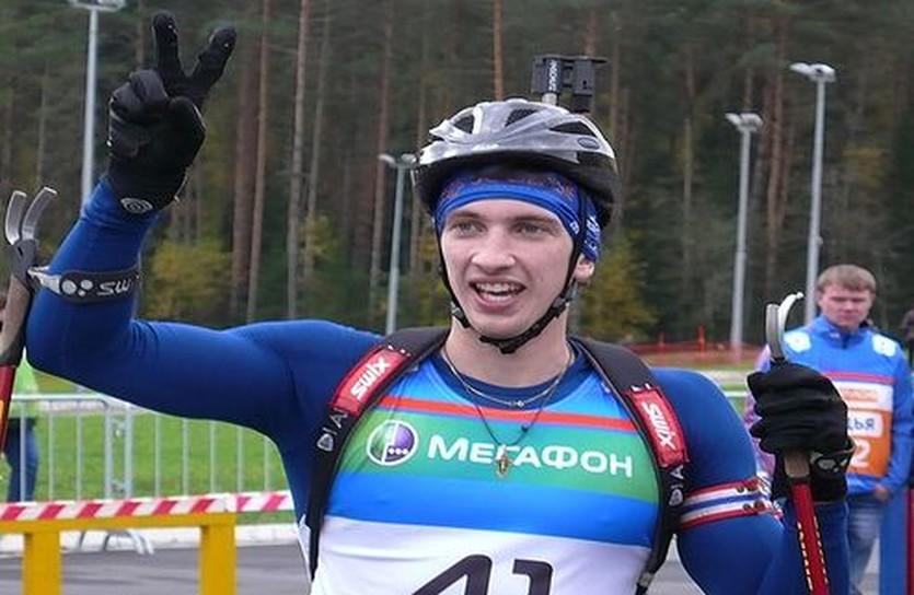 Дмитрий Русинов, rusbiathlon.ru