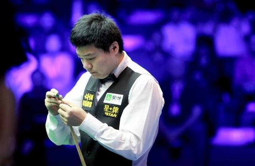 Последняя надежда Китая, фото worldsnooker.com