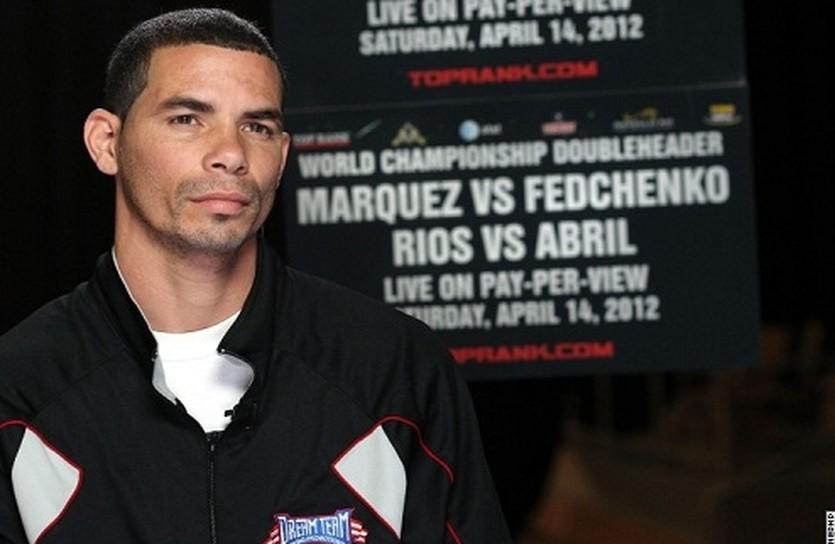 Ричард Абрил, boxingscene.com
