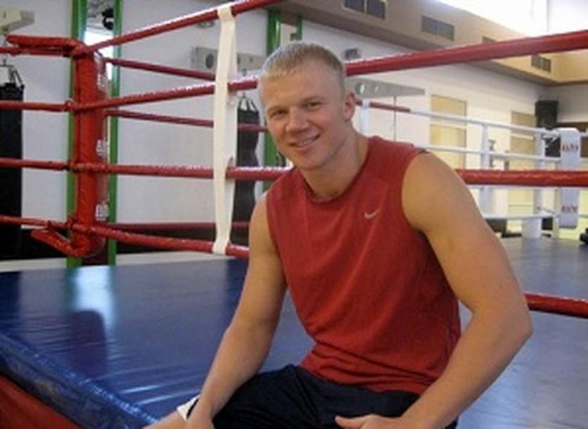 Дмитрий Кучер,  boxnews.com.ua