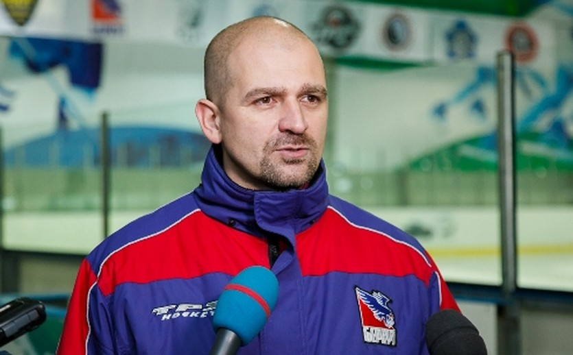 Милош Холан, фото ХК Динамо Харьков