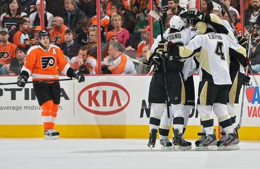 НХЛ. Пингвины бьют Летчиков, успех Бостона, Рейнджерс и Далласа