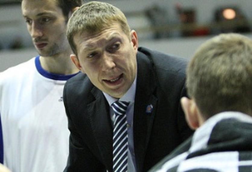 Олег Юшкин, фото БК Будивельник
