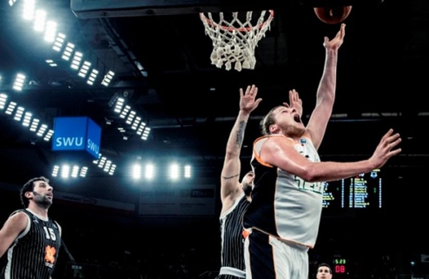 Джон Брайант не спас своих, фото eurocupbasketball.com