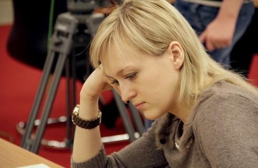 Анна Ушенина, chess-news.ru