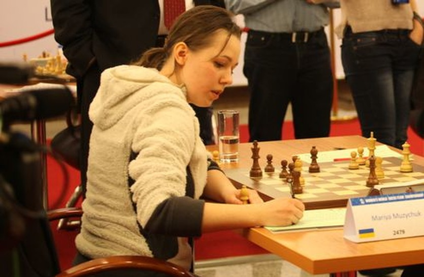 Мария Музычук, worldchess.kz