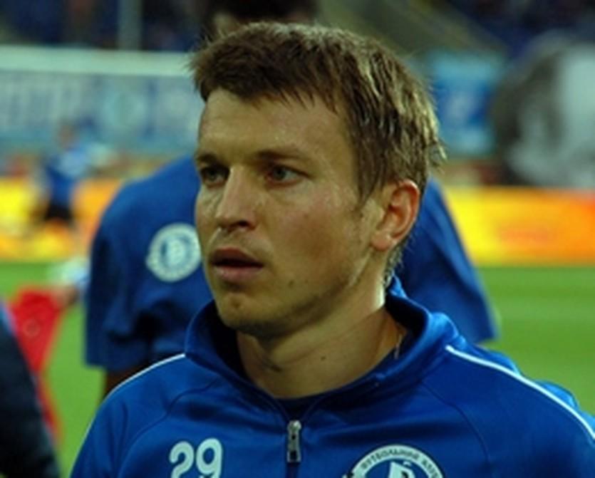 Руслан Ротань, фото fc-dnipro.com.ua