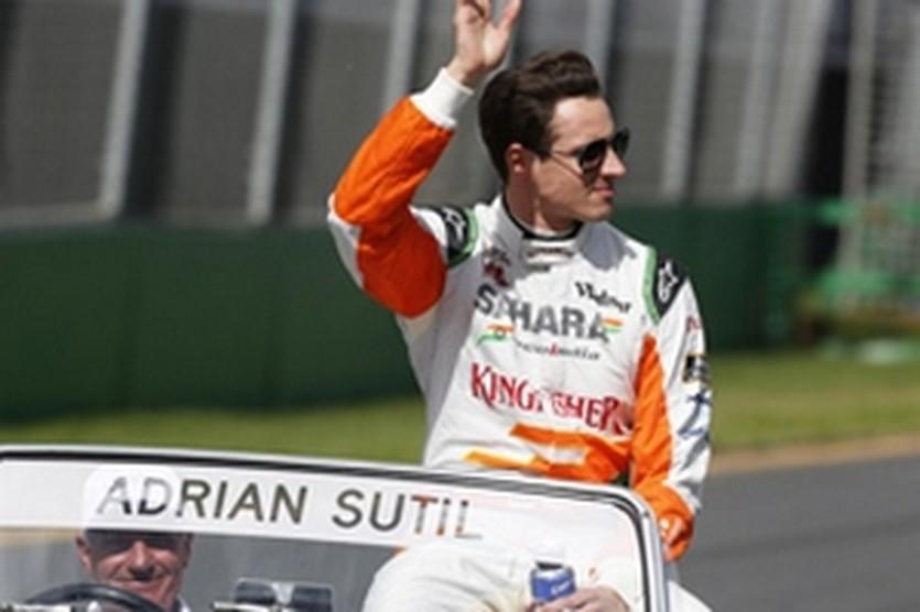Адриан Сутиль, autosport.com