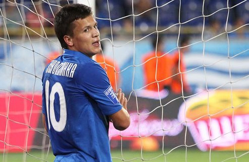 Евгений Конополянка, фото Football.ua