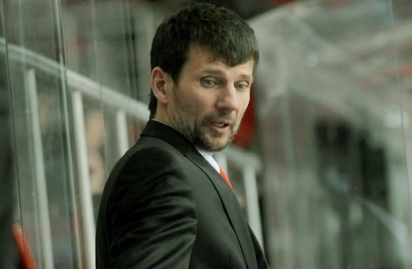 Игорь Андрющенко, фото ХК Донбасс