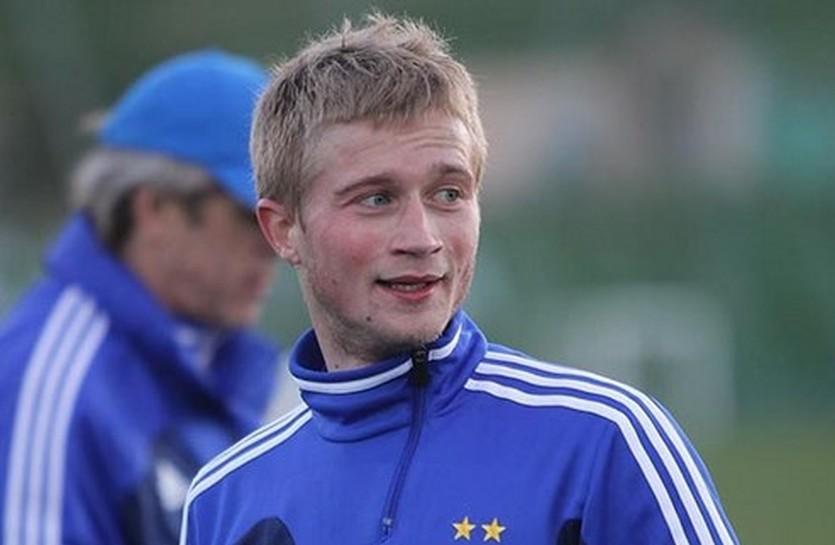 Сергей Люлька, фото ФК Динамо