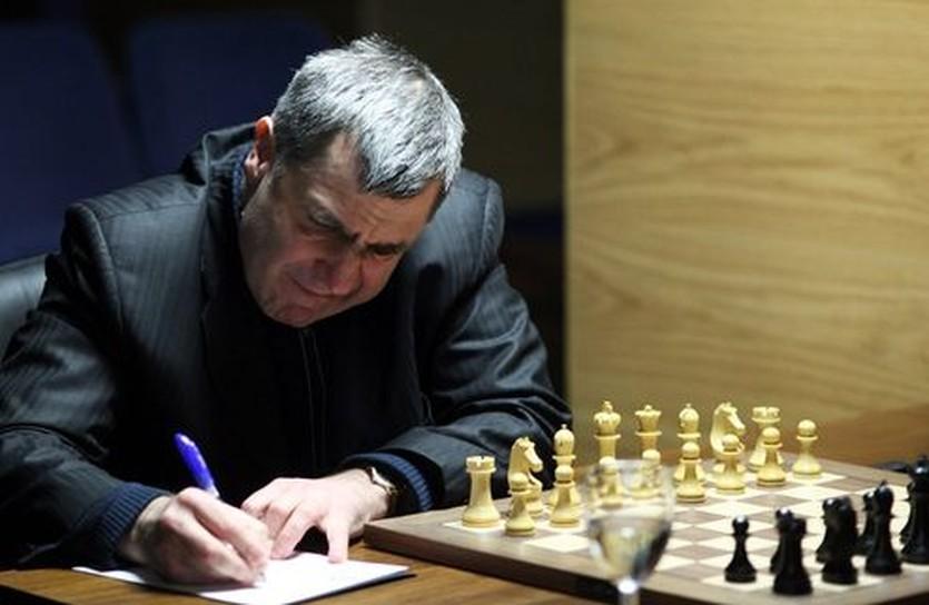 Василий Иванчук: контора пишет! Фото fide.com