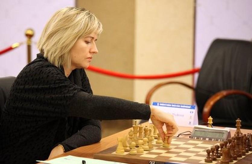 Наталья Жукова, fide.com