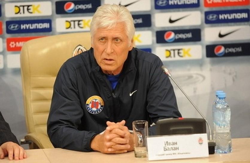 Иван Балан, shakhtar.com