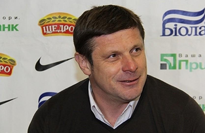 Олег Лужный, фото СК Таврия