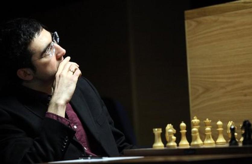 В последнем туре Владимир Крамник сыграет с Василием Иванчуком, fide.com