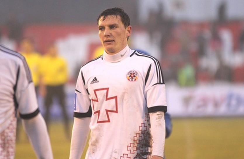 Александр Насонов, фото ФК Волынь