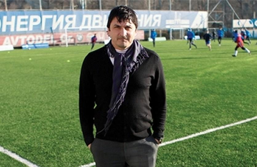 Александр Бойцан, фото СК Таврия