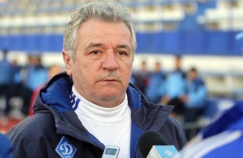 Андрей Баль, фото ФК Динамо