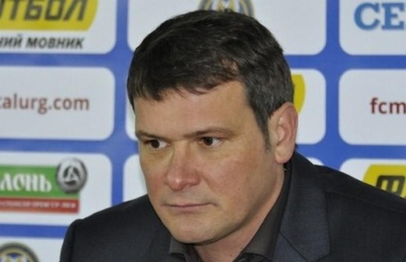 Сергей Зайцев, fcmetalurg.com