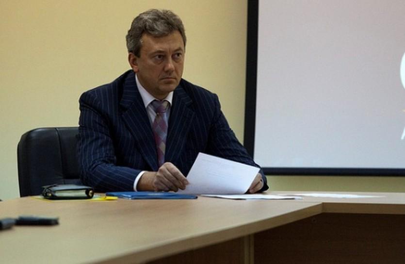 Олег Бычков, фото Алексея Наумова
