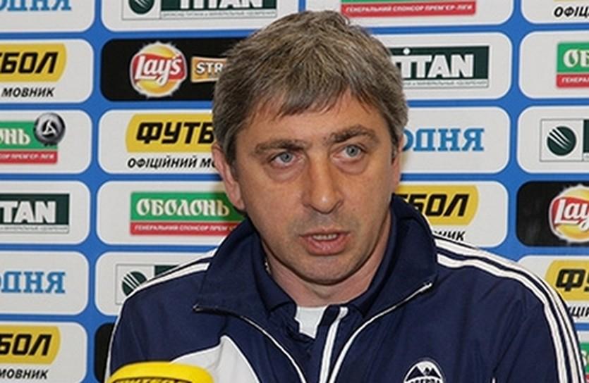 Александр Севидов, фото СК Таврия