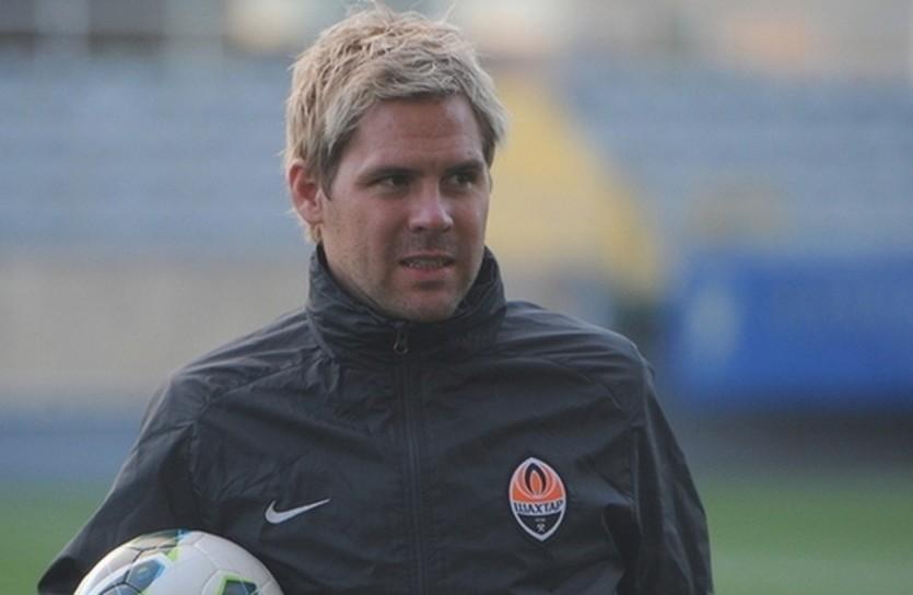 Томаш Хюбшман, фото ФК Шахтер