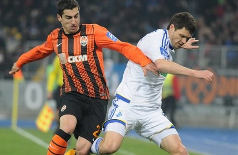 Генрих Мхитарян, фото iSport.ua