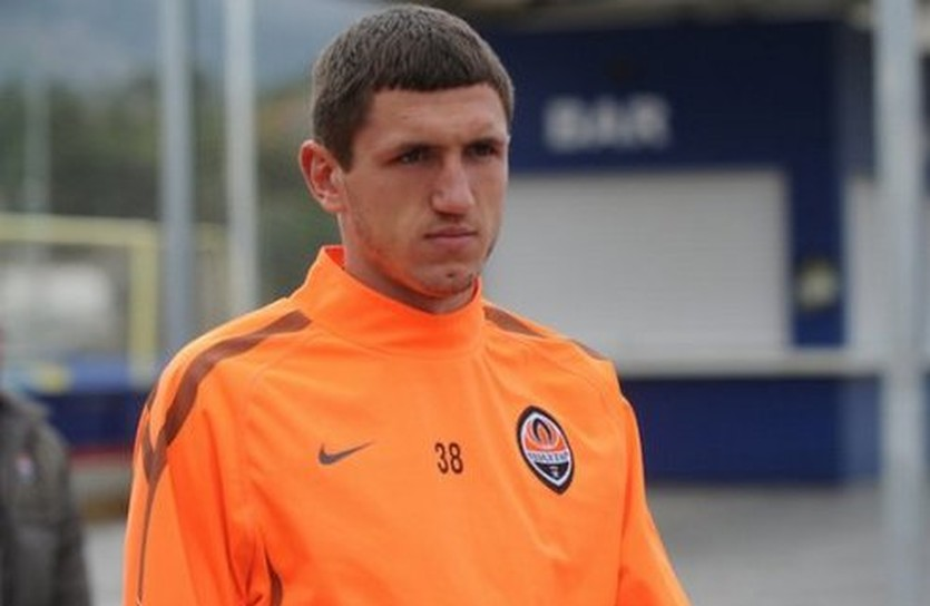 Сергей Кривцов, shakhtar.com