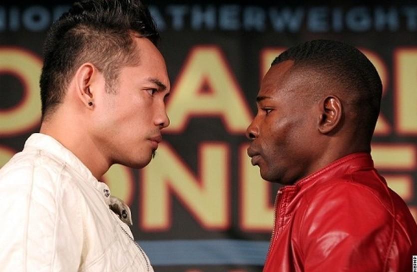 Нонито Донэйр и Гильермо Ригондо, boxingscene.com