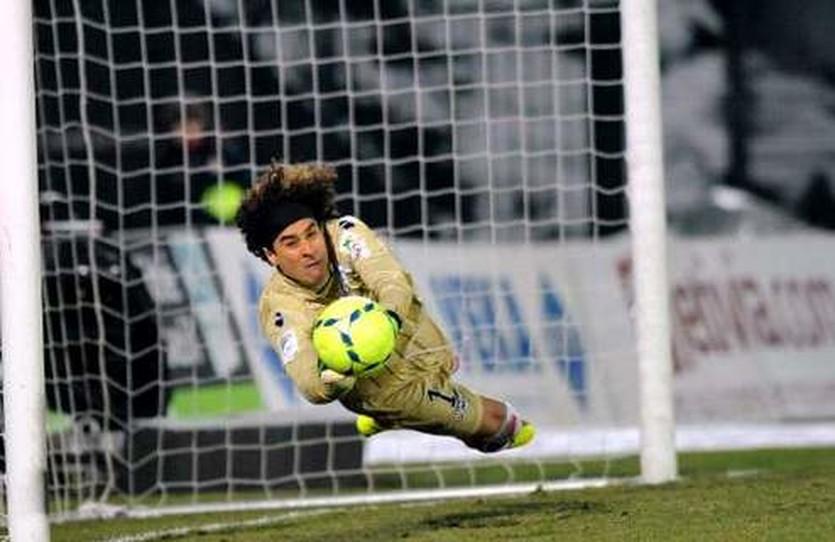 Гильермо Очоа, goal.com