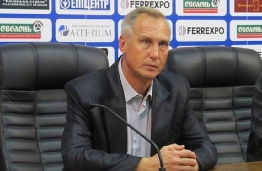 Сергей Свистун, vorskla.com.ua