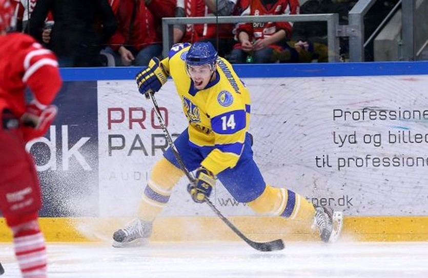 Александр Победоносцев, iihf.com