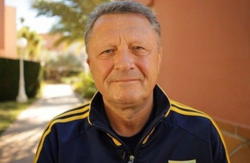 Мирон Маркевич, фото uefa.com