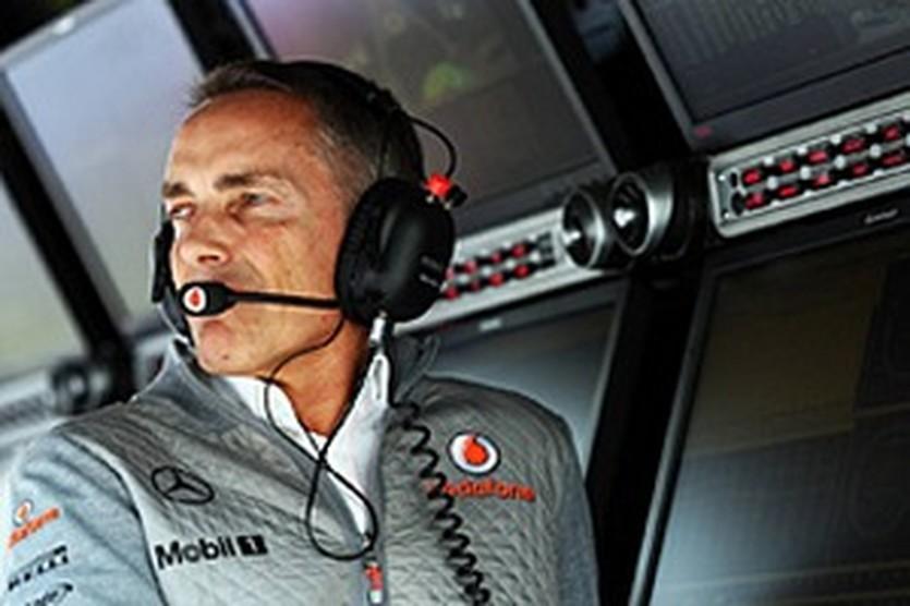 Мартин Уитмарш, autosport.com