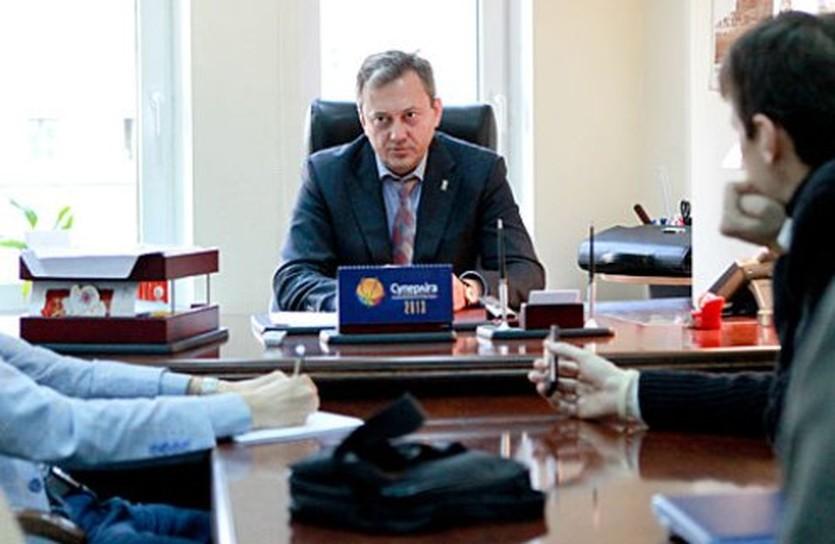 Олег Бычков, фото Superleague.ua