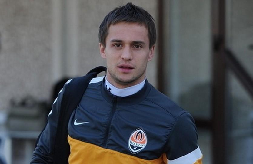 Антон Каниболоцкий, фото ФК Шахтер