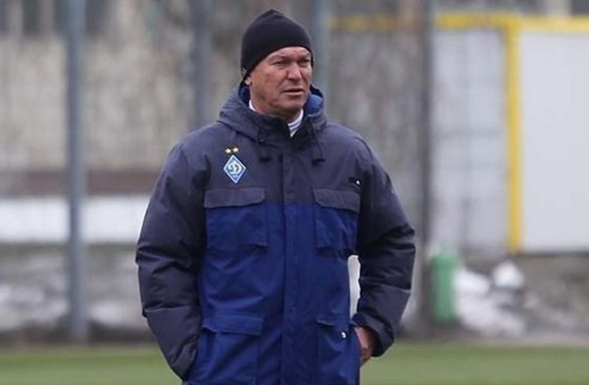 Олег Блохин, фото ФК Динамо