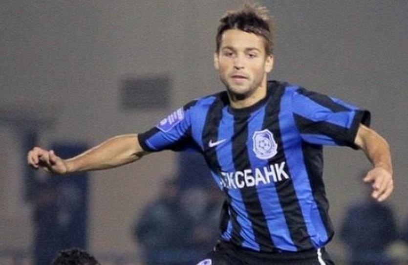 Сергей Политыло, фото ФК Черноморец