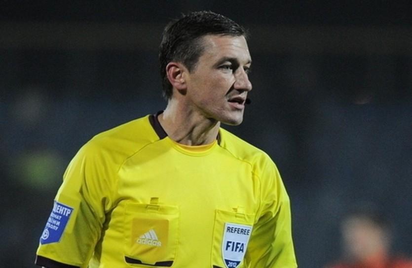 Юрий Можаровский, фото ФК Шахтер