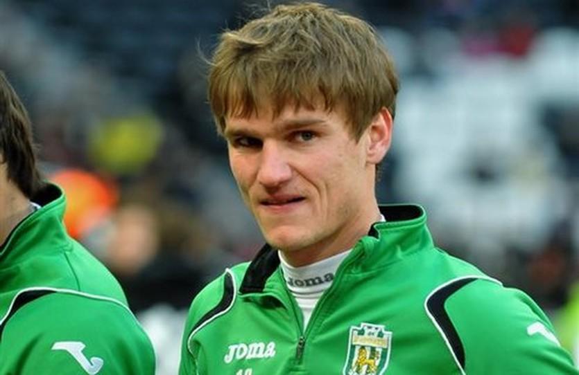 Александр Гладкий, фото iSport.ua