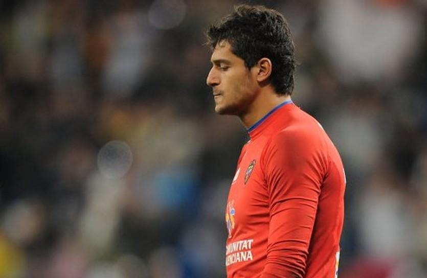 Мунуа пропустил четыре мяча от игроков Депортиво, Getty Images